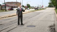 'There Is Beauty In Decay,' Says Head Of Federal Highway Administration While Surveying Nation's Crumbling Roads