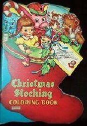 Children's Books, Comic Books, Childrens Christmas Books, Vintage Coloring Books, Vintage Children, Kitsch, Vintage Christmas, Christmas Stockings, Comics