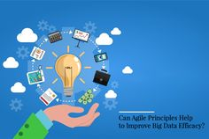 When it comes to #Bigdata block, not many organizations have taken the Agile route. In the development of Big Data projects, a majority of #enterprise has kept it old school despite its associated inefficiencies and bottlenecks. Read about the benefits offered by #Agile technique in Big data analytics and how businesses can drive desired results using the same.