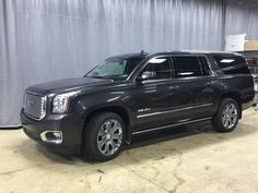 "2016 GMC Yukon XL Denali, $81,828.00 original MSRP. Only 10200 miles on it now. This loaded Denali in Iridium Metallic has Power Assist Steps, Sunroof, DVD, Navigation, 22"" wheels, Head-up display, Adaptive Cruise and much more!  You can lease this unbelievable vehicle for only $995.00 per month for 39 months! Sale price $68,500. Taxes, License and Title not included, with approved credit only.  Call Lease Rates at 708-222-8850 or spencer@leaserates.com."