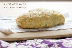 Paleo Garlic Bread — A Girl Worth Saving