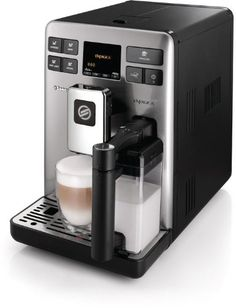 Philips Saeco Energica Focus HD885201 Black Espresso Machine Cappuccino *** Check out this great product.