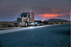 Montana trucking, the best state for trucking!