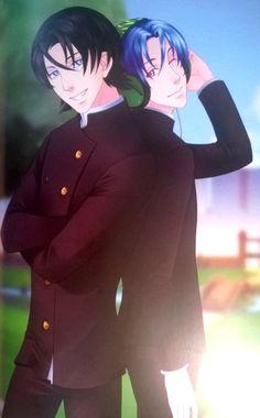 Gemelos, Armin y Alexy corazon de melon