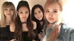 BLACKPINK 블랙핑크 Lisa Jennie Rosé Jisoo ❤❤ 1win Inkigayo~ #BLACKPINKINYOURAREA