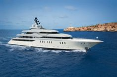 Tango by Feadship - short listed for the Motor Yacht over 60 metres Award in the International Yacht and Aviation Awards 2013... l Dutch Innovations l Dutch l The Netherlands