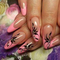 25 elegante Nageldesigns nails nails nails nails for teens fall 2019 fall autumn fake nails nails natural Elegant Nail Designs, Elegant Nails, Beautiful Nail Designs, Beautiful Nail Art, Nail Art Designs, Paint Designs, Nails Design, Gorgeous Nails, Nagellack Design