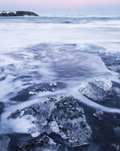 Diamond Beach Ice Beach Iceland