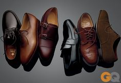 Six shoes that will last a lifetime gq magazine august 2013 01