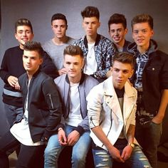 Stereo Kicks: The boys