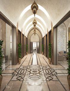 Lobby Interior, Luxury Homes Interior, Interior Design Work, Exterior Design, Black Dining Table Set, Spanish Revival Home, Beautiful Architecture, House Architecture, Lobby Design