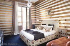 Myynnissä - Kerrostalo, Barcelona,   #oikotieasunnot #makuuhuone #tapetti