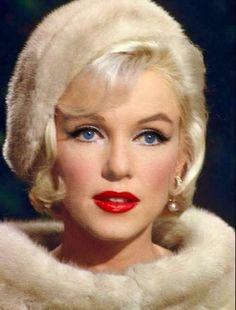 Marilyn Monroe ❤️ Photo by Lawrence Schiller, as Ellen Wagstaff