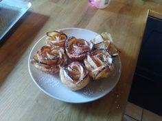 My mini tarte aux pommes