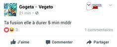 Gogeta > Vegeto - Be-troll - vidéos humour, actualité insolite