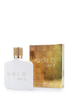 Men's Jay-Z Gold Eau de Toilette Spray - 1.7 oz. on @HauteLook