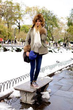 #chiaraferragni #winter #newyork #fashion #style #fashionblogger