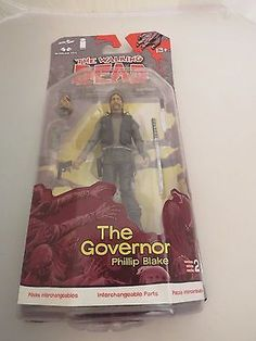 NEW-WALKING-DEAD-COMIC-SERIES-2-THE-GOVERNOR-ACTION-FIGURE-by-McFARLANE-TOYS