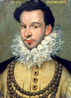 Portrait by Nicholas Hilliard 1577