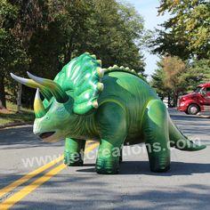 #Triceratops roaming the streets!!! #Dinosaurs #Jurassic