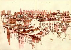 Rooftop View | Stephen Gardner