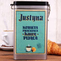 Kawa personalizowana KOBIETY PRACUJĄCEJ