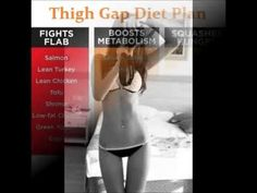 Learn how to get a thigh gap  How to get a thigh gap fast -- https://www.youtube.com/watch?v=a0bzCRZM_Ls