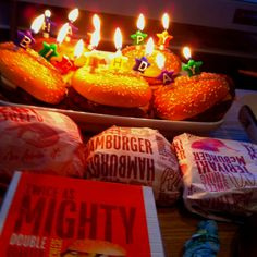 Happy burger day!!