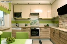фотоплитка www.panorama-decoli.ru планировка кухни 9 кв. м.