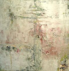 Contemporary abstract paintings by artist Jeane Myers I really like the muted colors in this one!