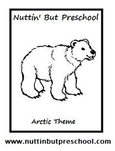 Arctic Lesson Plan I Nuttin but Preschool
