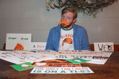 From the start, James Schroeder knew he would continue his Ginger Pride Walk through downtown Rome each year. The red-haired local artist just didn't know if anyone would join him.
