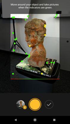 SCANN3D Android Photogrammetry App Review - 3D Scan Expert