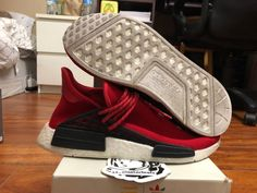 goVerify Genuine Seller <23_Sneakerheadz> One of our favorite sellers on eBay. For Sale: Adidas HU NMD PW Pharell Williams Human Race Red. Adidas Nmd, Online Price, Racing, Best Deals, Red, Ebay, Running, Auto Racing