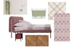 Come abbinare colori, decori e texture in camera da letto