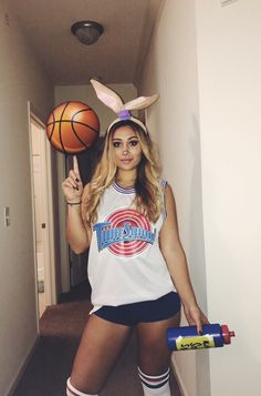Lola bunny from space jam Halloween