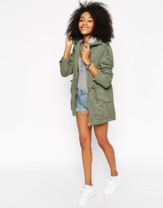 ASOS Summer Ultimate Parka