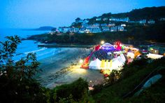 to develop cultural tourism in Looe (south Cornwall coast) by growing exciting volunteer-led annual autumn festival. Cornwall Coast, Visual Communication, Times Square, Tourism, Coastal, Fair Grounds, Community, Culture, Music