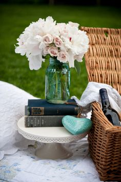 Another use of cakestand for picnic shoot