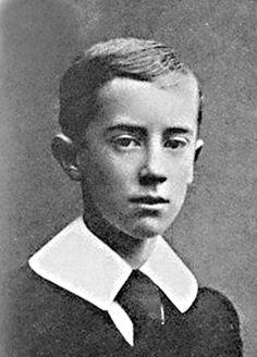 نتيجة بحث الصور عن J.R.R. Tolkien as kid