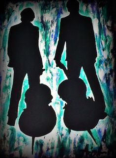 Luka Sulic and Stjepan Hauser of 2Cellos 2Cellos Fan Art