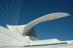 Milwaukee Art Museum - Pixdaus