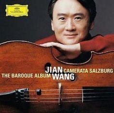 Jian Wang - Baroque Album