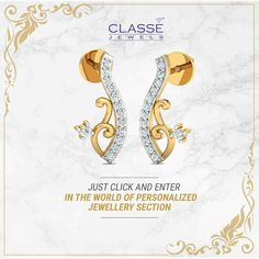 Gold Diamond Rings, Diamond Jewelry, Jewelry Rings, Jewellery, Personalized Jewelry, Jewels, Earrings, Collection, Diamond Jewellery