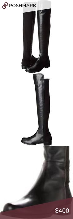 368ae455ce0 Stuart Weitzman 5050 boot still in original box Like new — super slimming  and chic Stuart Weitzman Shoes Over the Knee Boots