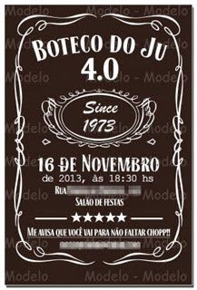BOTECO DO EILTON            4.1 SINCE 1976 24 DE JUNHO de 2017,  às 11:00hs Clube do Rocha Adult Birthday Party, 30th Birthday, It's Your Birthday, Pasta Bar, Beer Fest, Music Party, Jack Daniels, Food Design, I Love Food