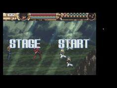 Advance Guardian Heroes GBA Game Boy Advance para jogar - Games Free