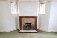 Amazing original 1930s fireplace