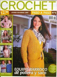 Todo crochet con Pilar