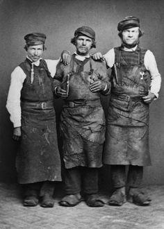 Munkfors 1860-1869 Tekniska museet - Fotograf Okänd